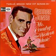 Click here for more info about 'George Jones - Mr Country And Western Music'