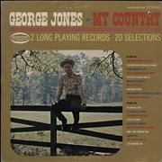 Click here for more info about 'George Jones - My Country'