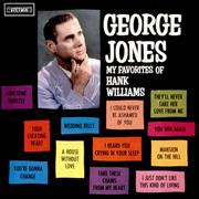 Click here for more info about 'George Jones - My Favorites Of Hank Williams'