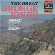 Click here for more info about 'George Jones - The Great George Jones'