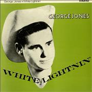 Click here for more info about 'George Jones - White Lightnin''
