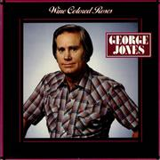 Click here for more info about 'George Jones - Wine Colored Roses'