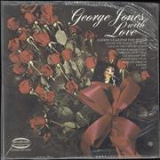 Click here for more info about 'George Jones - With Love'