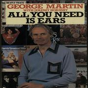 Click here for more info about 'George Martin - All You Need Is Ears'