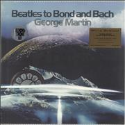 Click here for more info about 'George Martin - Beatles To Bond And Bach - RSD18 - Blue Vinyl - Sealed'