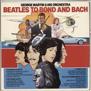 George Martin Beatles To Bond And Bach - St Michael UK vinyl LP