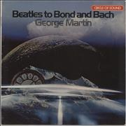 George Martin Beatles To Bond And Bach UK vinyl LP