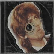 Click here for more info about 'George Harrison - George Harrison Press Conf. 91 - Shaped Picture Cd'