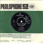 Click here for more info about 'George Martin - I Feel Fine'