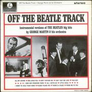 Click here for more info about 'George Martin - Off The Beatle Track - 1st - EX'