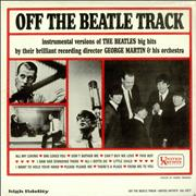 Click here for more info about 'George Martin - Off The Beatle Track - Sealed'