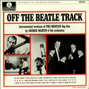 Click here for more info about 'George Martin - Off The Beatle Track - One Box'