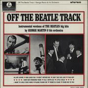 George Martin Off The Beatle Track - 1st UK vinyl LP
