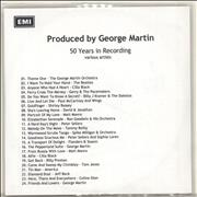 Click here for more info about 'Produced By George Martin - 50 Years In Recording'