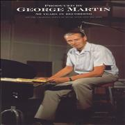 George Martin Produced By George Martin: 50 Years in Recording UK 6-CD set