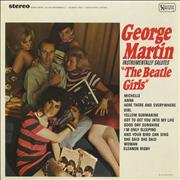 Click here for more info about 'George Martin - The Beatle Girls'