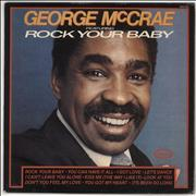 Click here for more info about 'George McCrae - George McCrae Featuring Rock Your Baby'