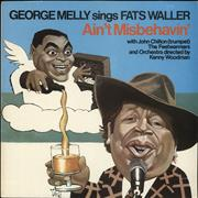 Click here for more info about 'George Melly - Ain't Misbehavin''