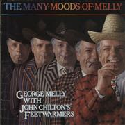 Click here for more info about 'The Many Moods Of Melly - Autographed'