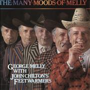 Click here for more info about 'George Melly - The Many Moods Of Melly - Autographed'