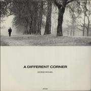 Click here for more info about 'George Michael - A Different Corner - Glossy Sleeve'