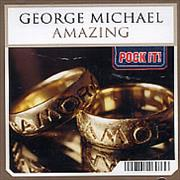 "George Michael Amazing Europe 3"" CD single"