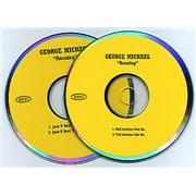 George Michael Amazing USA CD-R acetate