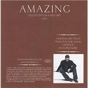 George Michael Amazing Canada CD-R acetate