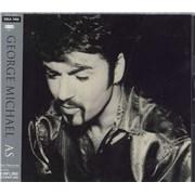 George Michael As Japan CD single