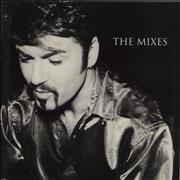"George Michael As UK 12"" vinyl Promo"