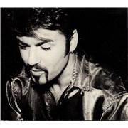 George Michael As UK CD single