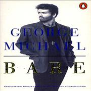 George Michael Bare UK book