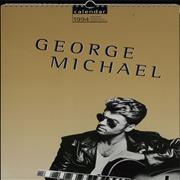 Click here for more info about 'George Michael - Calendar 1994 - Culture Shock'