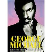 George Michael Calendar 1998 - Oliver Books UK calendar
