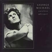 Click here for more info about 'George Michael - Careless Whisper - P/S'