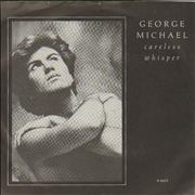 Click here for more info about 'George Michael - Careless Whisper - Paper Label - P/S'