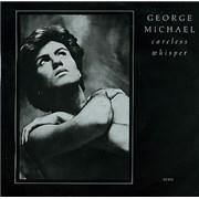 "George Michael Carless Whisper Australia 7"" vinyl"
