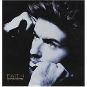 "George Michael Confianza - Faith Mexico 12"" vinyl"