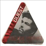 George Michael Cover To Cover Tour UK tour pass
