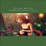George Michael December Song [Dreamed Of Christmas] UK 2-CD single set