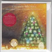 George Michael December Song (I Dreamed Of Christmas) UK CD single