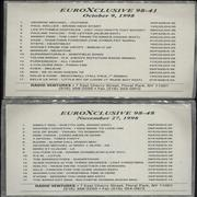 Click here for more info about 'George Michael - EuroXclusive - 13 Disc's'