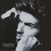 Click here for more info about 'George Michael - Faith + Paper P/S'