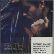 George Michael Faith - Hologram Sleeve Netherlands CD album