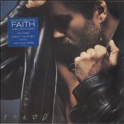 Click here for more info about 'George Michael - Faith - Stickered Sleeve - EX'