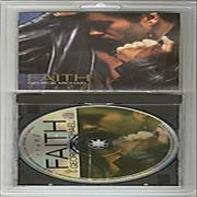 George Michael Faith - Pcture CD Blister Pack Netherlands CD album