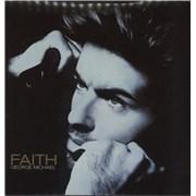 George Michael Faith UK CD single