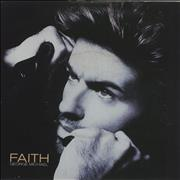 "George Michael Faith + P/S UK 7"" vinyl"