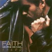 George Michael Faith UK vinyl LP