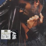 George Michael Faith Japan vinyl LP